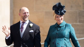 Zara Tindall Getty