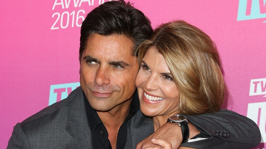 """Fuller House"" star John Stamos remembered his onscreen love Lori Loughlin's birthday."