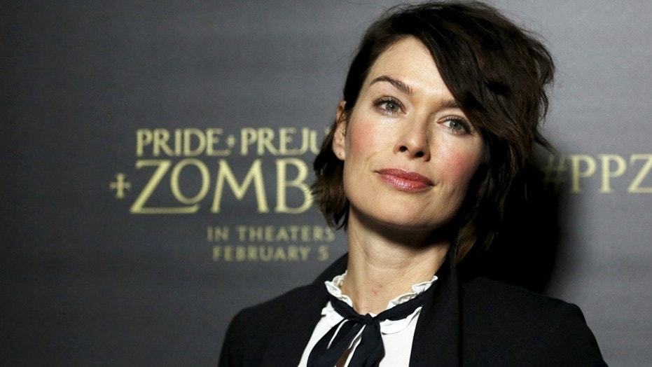 """Game of Thrones"" star Lena Headey says a male reporter told her she looked ""disappointing in real life."""
