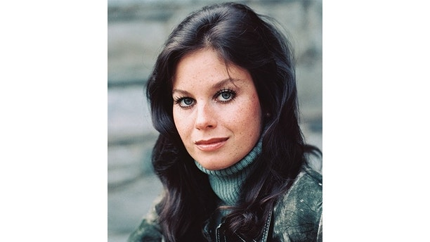 Lana Wood, US actress, wearing a green polo neck jumper beneath a green suede jacket, circa 1970. (Photo by Silver Screen Collection/Getty Images)