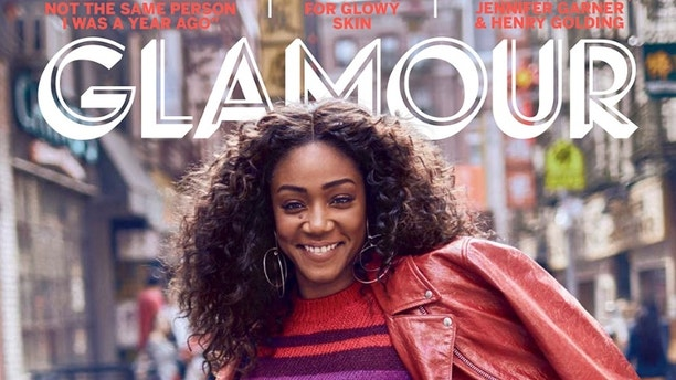 Tiffany Haddish covers Glamour Magazine's Latest Issue & This Time, it's Personal!