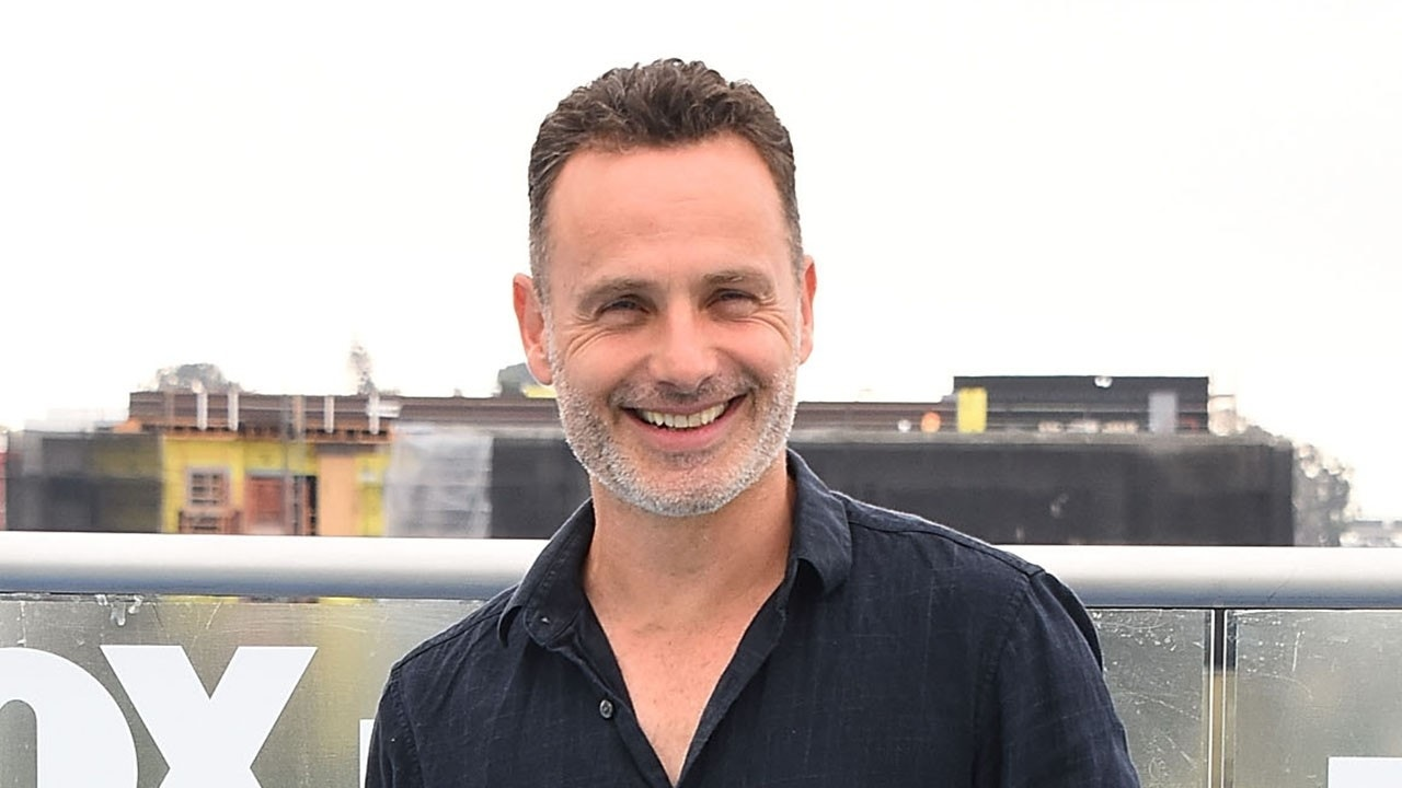The Walking Dead Andrew Lincoln: 'The Walking Dead' Star Andrew Lincoln Explains Why 'it