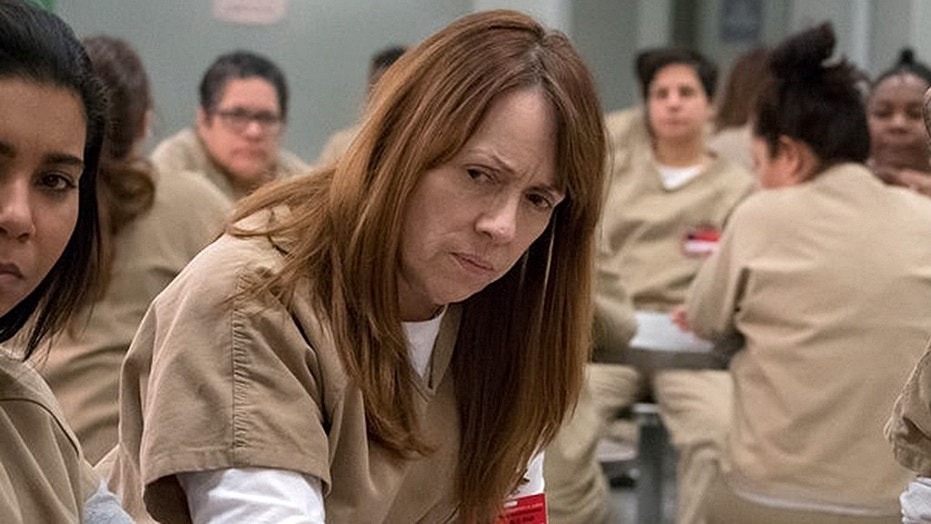 """Mackenzie Phillips opened up about playing a drug addict in """"Orange Is the New Black."""""""