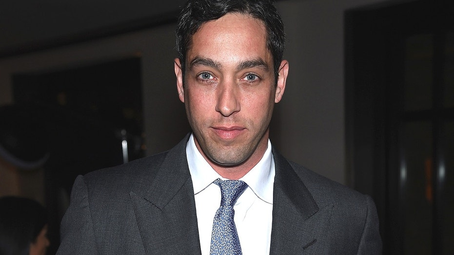 Nick Loeb attends Michael Kors and iTunes After Party at The Mark Hotel on May 4, 2015 in New York City.