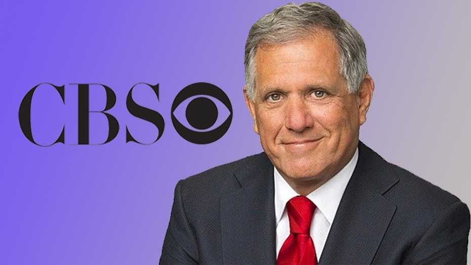 CBS CEO Leslie Moonves did not address sexual misconduct allegations against him on a conference call with investors.