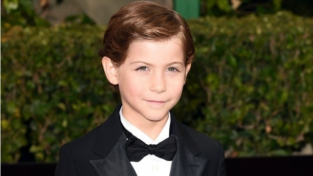 BEVERLY HILLS, CA - JANUARY 10:  Actor Jacob Tremblay attends the 73rd Annual Golden Globe Awards held at the Beverly Hilton Hotel on January 10, 2016 in Beverly Hills, California.  (Photo by Jason Merritt/Getty Images)