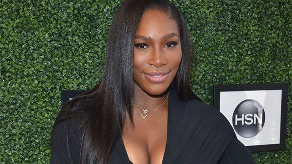 Serena Williams opened up about her 'postpartum emotions' in an Instagram post Monday.