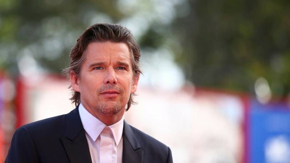 Ethan Hawke opens up about his past relationship with actress Uma Thurman and the toll their split took on his personal life.