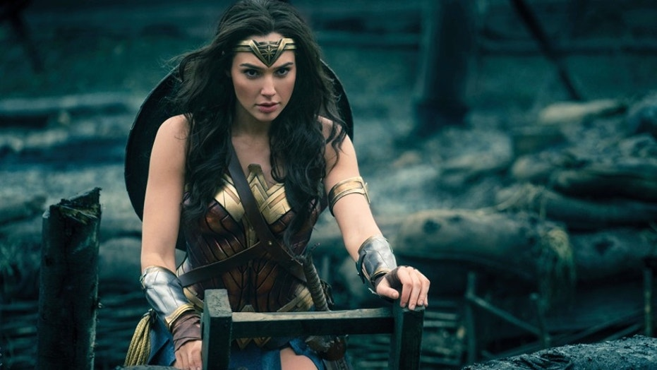 'Wonder Woman' star Gal Gadot shared her approval for a young boy who opted for a backpack with the hero's symbol on it.