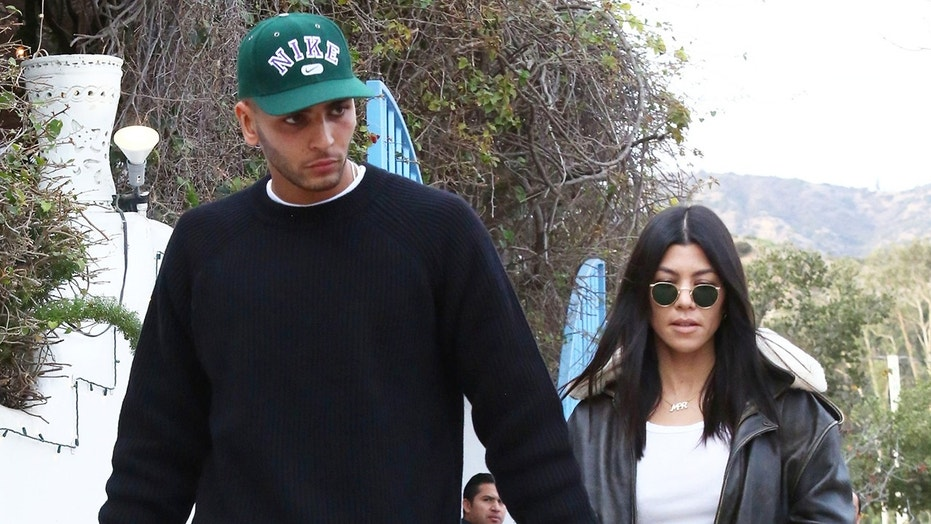 Kourtney Kardashian and Younes Bendjima split