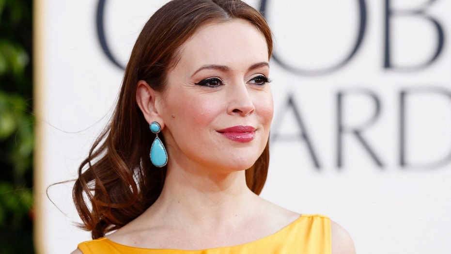 Alyssa Milano took to Twitter to speculate on Russian meddling in the Ohio special congressional election.