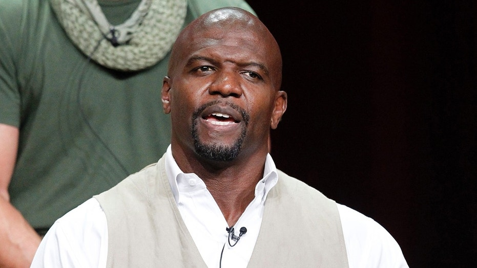 Terry Crews opened up about being on the front lines of the #MeToo movement at the 2018 Television Critics Association's Summer Press Tour on Wednesday.
