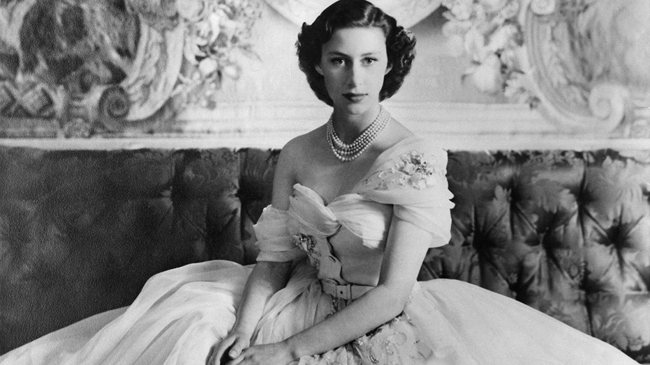 Princess Margaret poses for a photo in 1951.