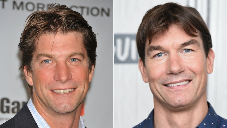"""Charlie O'Connell, left, appeared on """"The Bachelor."""" His brother Jerry said he was put in a """"stressful situation"""" on the reality show."""