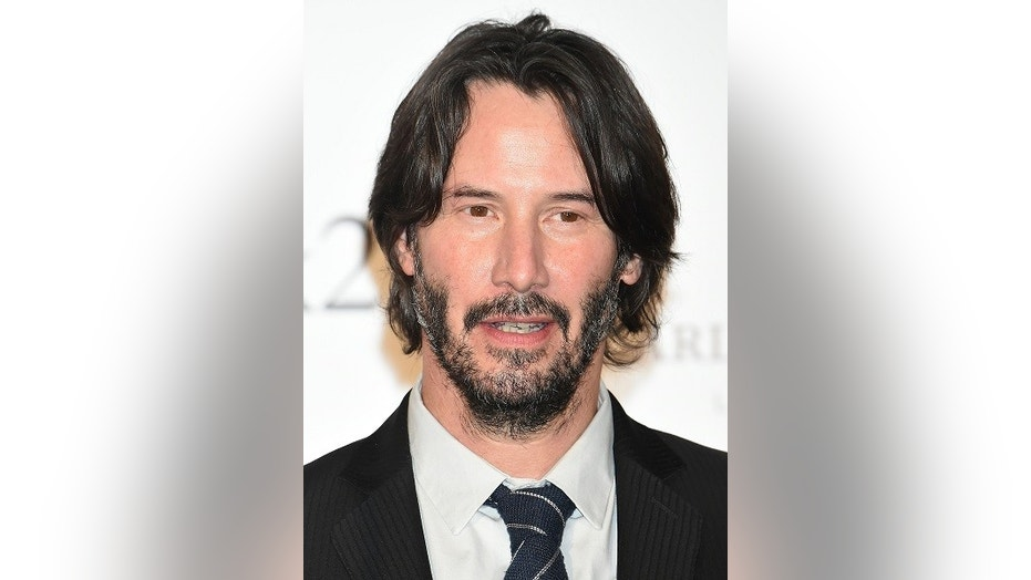 Keanu Reeves recalled shaving his legs for a 1983 Coca-Cola commercial.