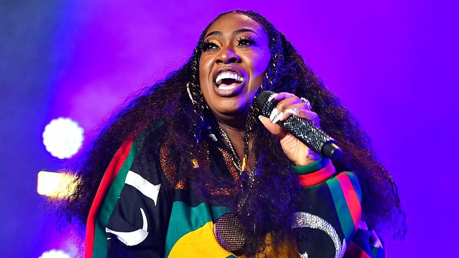 "Rapper Missy Elliott took to Twitter on Tuesday, when she voiced her approval of a woman rapping the artist's hit song ""Work It."""