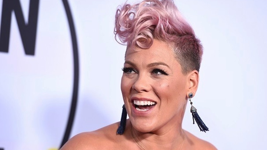 Illness has prevented Pink from performing in Australia this past week.
