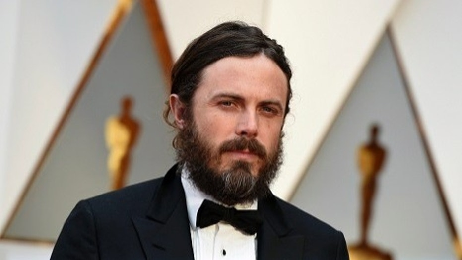 Casey Affleck addresses sexual misconduct claims, says he was 'really unprofessional' and he's 'sorry.'