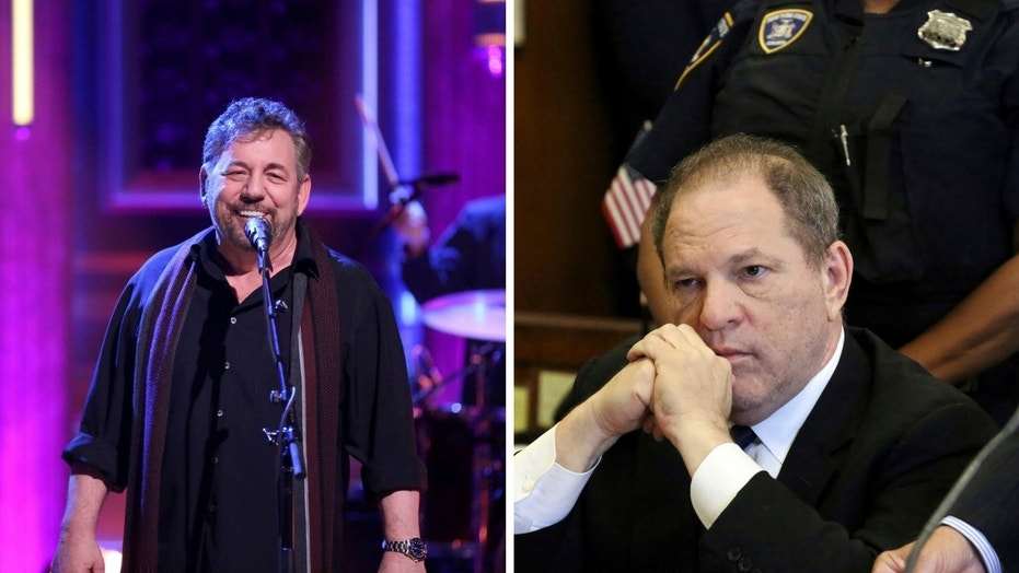 James Dolan wrote a song about his longtime friend disgraced Hollywood producer Harvey Weinstein.
