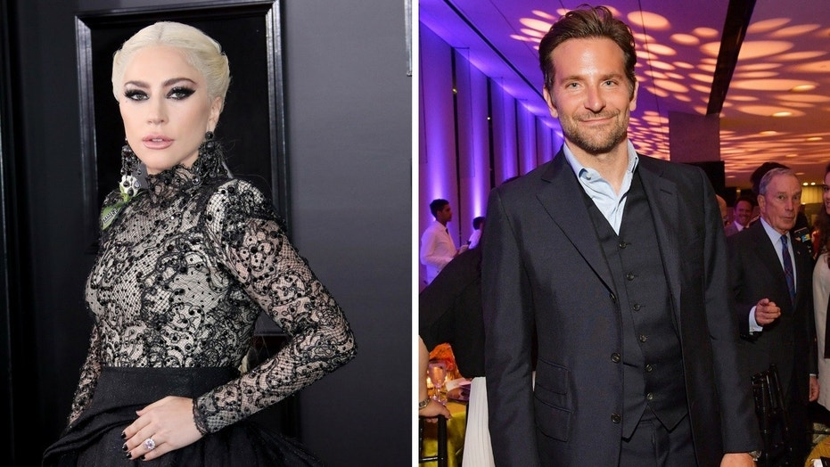 "Lady Gaga said working with Bradley Cooper on ""A Star is Born"" has ""changed"" her."