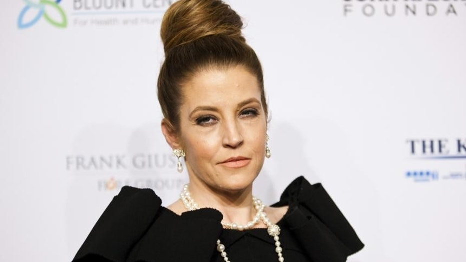 Lisa Marie Presley talks about her past struggles with drug addiction: 'I've come a long way.'
