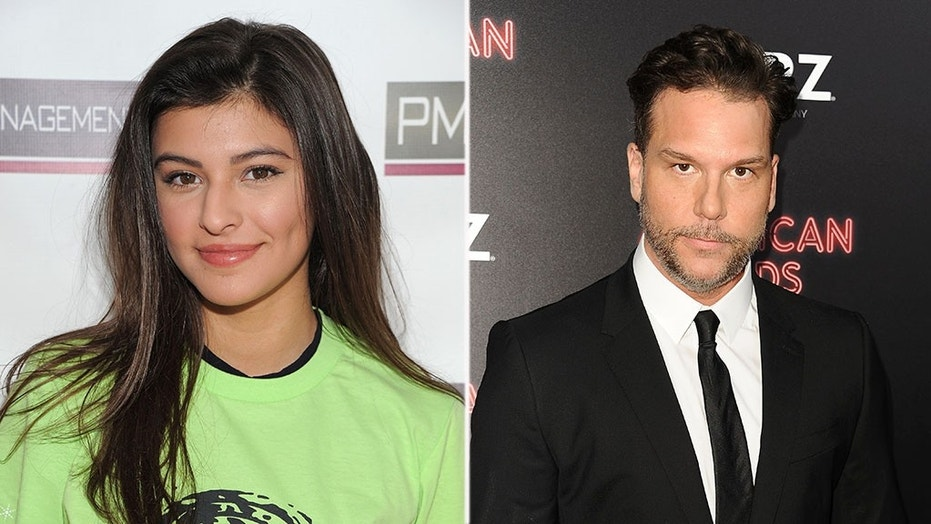 Dane Cook addressed his and girlfriend Kelsi Taylor's 27-year age difference during an Instagram Q&A on Monday.