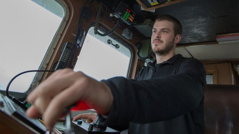 "Captain Sean Dwyer battled harsh weather in Season 14, Episode 18 of ""Deadliest Catch.'"