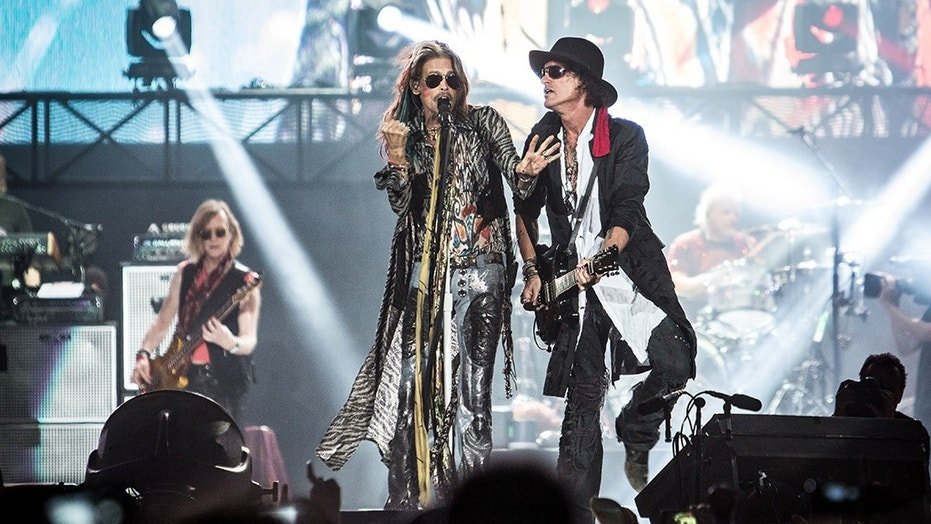Aerosmith will launch a residency in Las Vegas next year, the band announced on Wednesday.