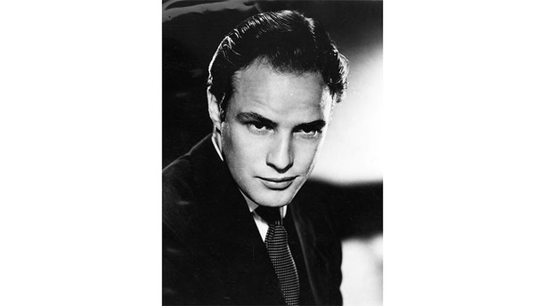 for RPA, NEWSCOM, ARCHIVES Actor Marlon Brando, one of America's best actors, is shown in this undated file photograph.
