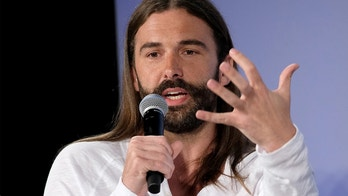 "Jonathan Van Ness of Netflix's Queer Eye speaks onstage during ""Getting Curious With Jonathan Van Ness Live"" at Day Two of the Vulture Festival Presented By AT&T at Milk Studios on May 20, 2018 in New York City."