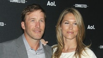 ***FILE PHOTO*** Bode Miller Loses Daughter In Pool DrowningNEW YORK, NY - APRIL 29: Bode Miller and Morgan Beck at the 2014 AOL NewFront at the Duggal Greenhouse on April 29, 2014 in the Brooklyn borough of New York City. Credit: RW/MediaPunch /IPX
