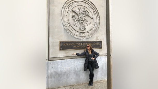 catherine oxenberg - photo credit - courtesy of the author