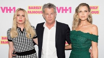 "WEST HOLLYWOOD, CA - JUNE 14:  (L-R) Erin Foster, David Foster and Sara Foster arrive for the Premiere For VH1's ""Barely Famous"" Season 2 at Soho House on June 14, 2016 in West Hollywood, California.  (Photo by Gabriel Olsen/Getty Images)"