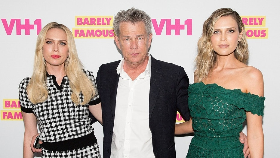 Sara Foster (right) said her friends always wanted to date her father, David Foster, 68.