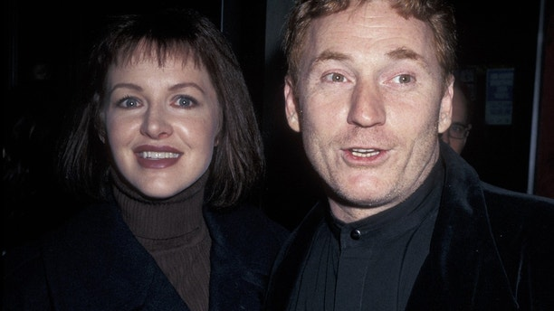 "Gretchen Bonaduce and Danny Bonaduce during New York Premiere of ""Primary Colors"" - March 16, 1998 at Ziegfeld Theatre in New York City, New York, United States. (Photo by Ron Galella/WireImage)"