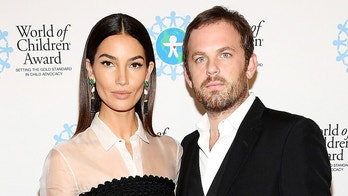 NEW YORK, NY - OCTOBER 27:  Musician Caleb Followill of Kings of Leon and model Lily Aldridge Followill attend the World of Children Awards Ceremony on October 27, 2016 in New York City.  (Photo by Robin Marchant/Getty Images for World Of Children)