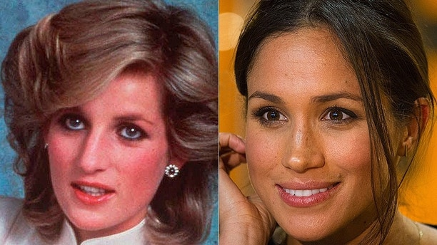 Princess Diana Meghan Markle Reuters