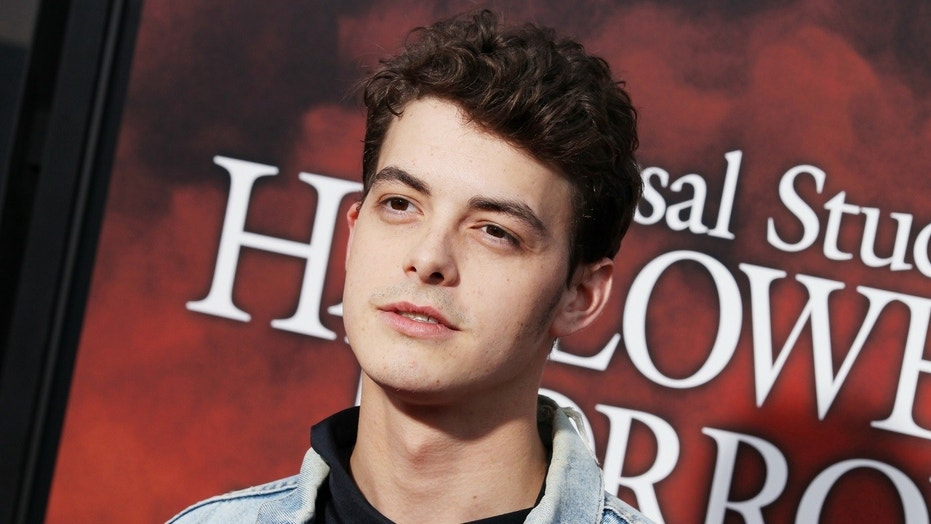 """Actor Israel Broussard apologized for """"inappropriate and insensitive"""" tweets that resurfaced."""