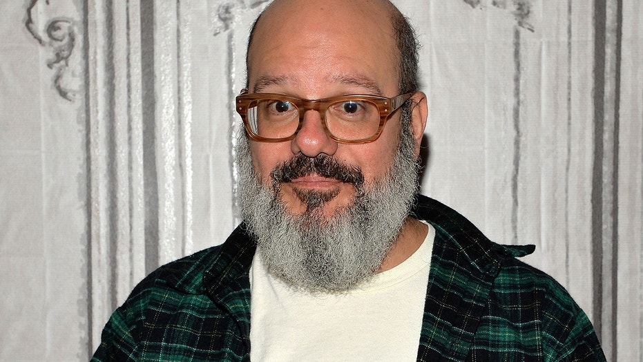 """Comedian David Cross visits AOL BUILD Series to talk about his show """"Todd Maragret"""" at AOL Studios In New York on January 6, 2016 in New York City."""