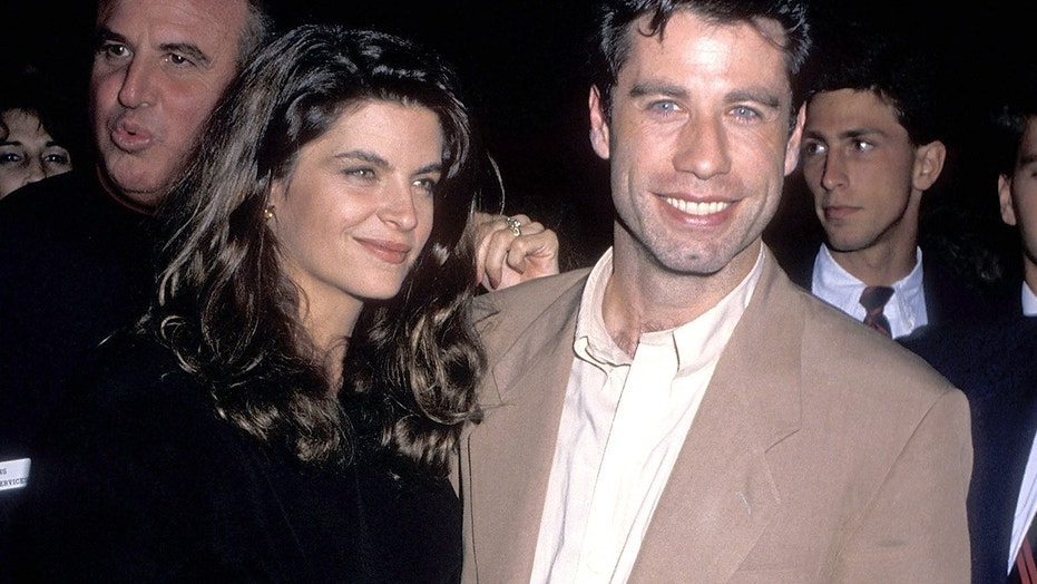 Kirstie Alley Says She 'Almost Ran Off And Married' John Travolta!