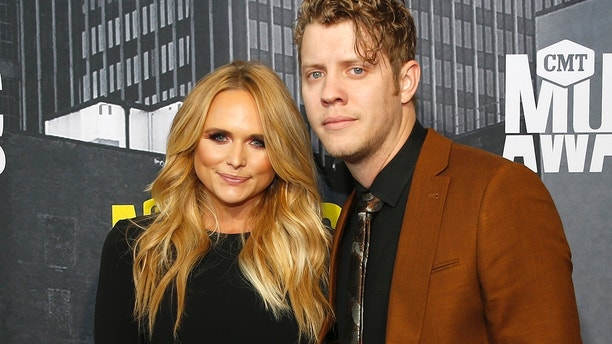 2017 CMT Music Awards - Arrivals - Nashville, Tennessee, USA, 07/06 / 2017 - Miranda Lambert and Anderson East