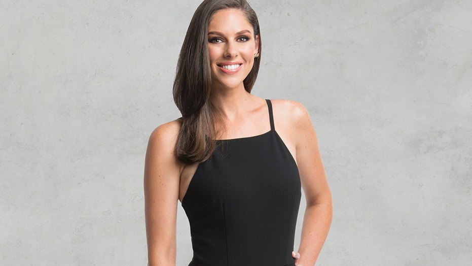 "This image released by ABC shows Abby Huntsman, newly-named co-host of the daytime talk show ""The View."" The talk show launches its 22nd season next Tuesday, Sept. 4."