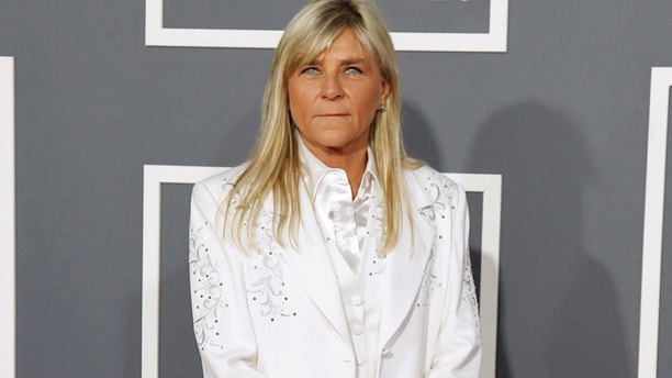 Country music artist Jett Williams, daughter of the country music singer Hank Williams.