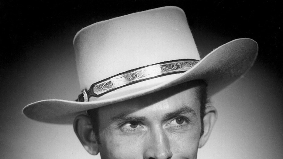 Hank Williams in 1948.