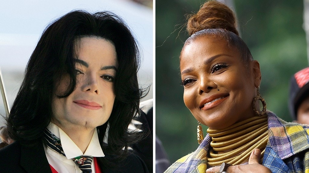 50ed1de655 Janet Jackson commemorates late brother Michael s birthday with twist on  classic music video