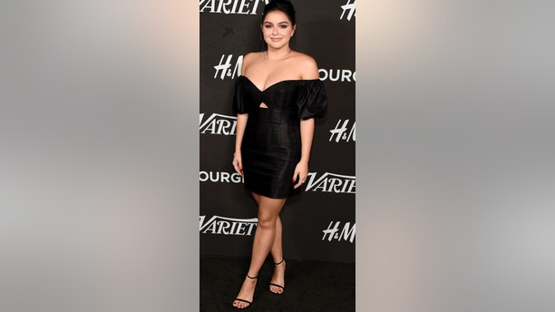 Ariel Winter arrives at Variety's Power of Young Hollywood at the Sunset Tower Hotel on Tuesday, Aug. 28, 2018, in Los Angeles.