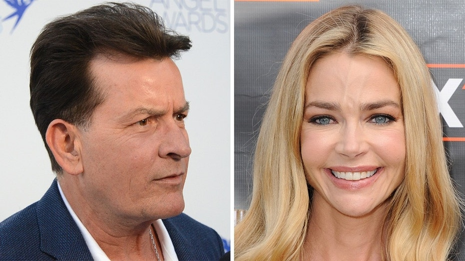 """Charlie Sheen may join his ex wife Denise Richards for her first season on the """"Real Housewives of Beverly Hills."""""""