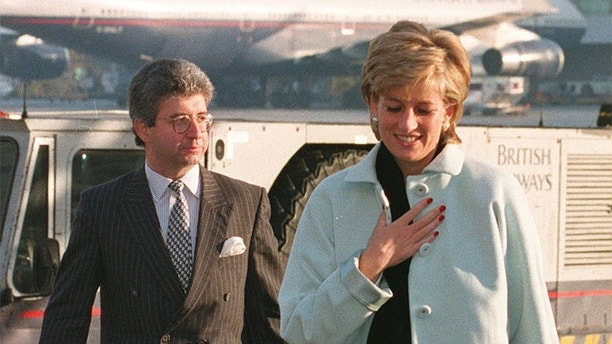 The Princess of Wales and her Private Secretary, Patrick Jephson, at Heathrow Airport.  Mr Jephson, who was Princess Diana's private secretary for six years until he resigned in 1996 has reportedly written a book about his time in her service.   *  Prince William hit out at a new book which brands his mother a scheming liar.  The Prince said 'Of course, Harry and I are both quite upset about it - that our mother's trust has been betrayed and even now she is still being exploited.  William was referring to a book by Jephson in which he criticises the princess.