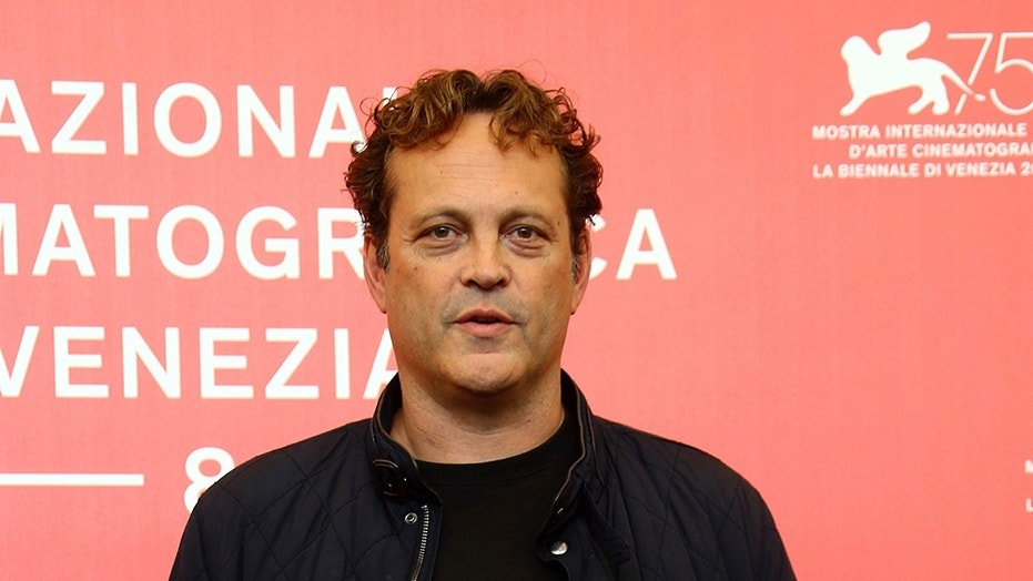 Actor Vince Vaughn charged with drink driving