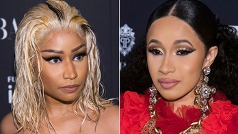 "This combination photo shows Nicki Minaj, left, and Cardi B at the Harper's BAZAAR ""ICONS by Carine Roitfeld"" party at The Plaza in New York on Sept. 7, 2018. Minaj says being involved in an altercation with Cardi B at a fashion week party was ""so mortifying and so humiliating."" Cardi B tried to attack Minaj at Harper's Bazaar Icons party in New York on Friday. Video circulated on social media showing Cardi B lunging toward Minaj and throwing her shoe at the rapper. (Photos by Charles Sykes/Invision/AP)"
